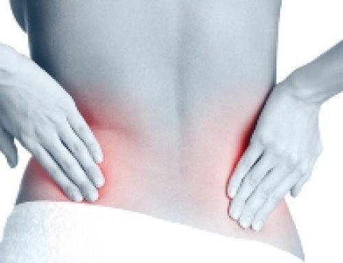 Nicht nur der Rücken tut weh